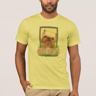 Osterei-Plätzchen - Brüssel Griffon T-Shirt