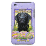 Osterei-Plätzchen - Labrador - Schwarzes iPod Touch Etuis