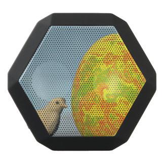 Osterei und Küken - 3D übertragen Schwarze Bluetooth Lautsprecher