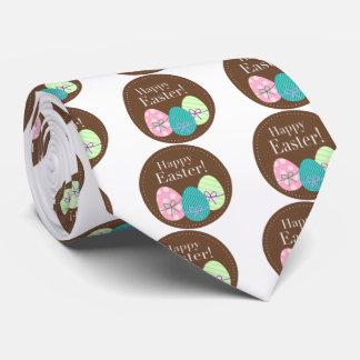 Ostereier fröhliche Ostern Browns Krawatte