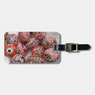 Ostereier Gepäckanhänger