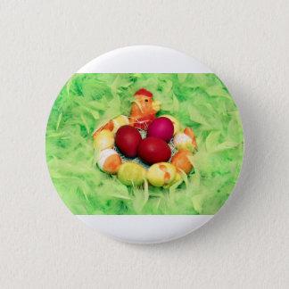 Ostereier Runder Button 5,7 Cm