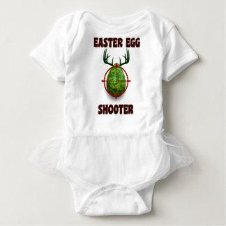 Ostereitireur, lustiges Ostern-Rotwildgeschenk Baby Strampler