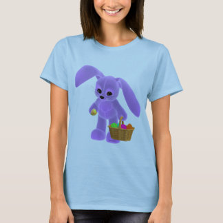 Osterhase mit Korb T-Shirt