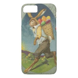 Osterhasen-farbiges Ei Sun iPhone 7 Hülle