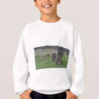 Osterinsel Moai Sweatshirt