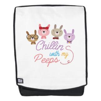 Ostern Chillin mit meinem Blick-Häschen Rucksack