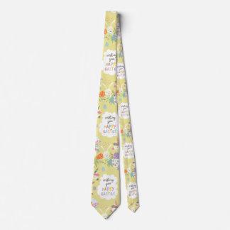 Ostern-Einhorn Krawatte