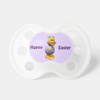 Ostern-Ente Schnuller