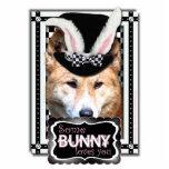 Ostern - etwas Häschen-Lieben Sie - Dingo Fotofigur