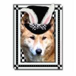 Ostern - etwas Häschen-Lieben Sie - Dingo Acrylausschnitte