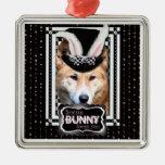 Ostern - etwas Häschen-Lieben Sie - Dingo Weihnachtsornament