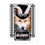 Ostern - etwas Häschen-Lieben Sie - Dingo Postkarten