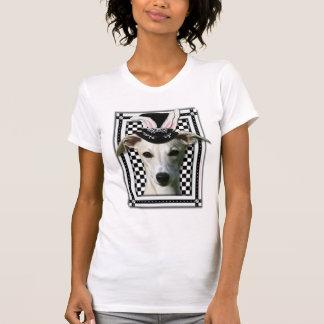 Ostern - etwas Häschen-Lieben Sie - Whippet T Shirts