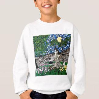 Ostern-Garten Sweatshirt