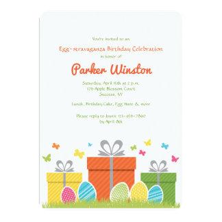 Ostern Geburtstag Einladungen Zazzle De