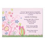 Ostern-Geburtstags-Party Einladung