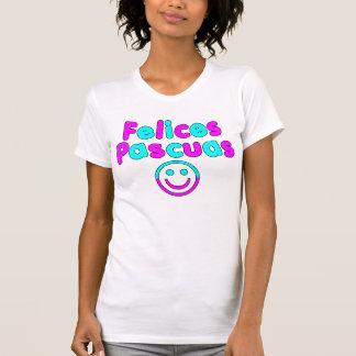 Ostern-Geschenke für spanische Lautsprecher T-Shirt