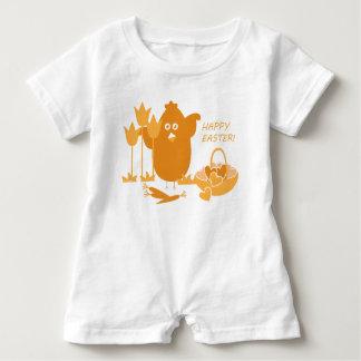 Ostern-Gruß Baby Strampler