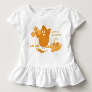 Ostern-Gruß Kleinkind T-shirt