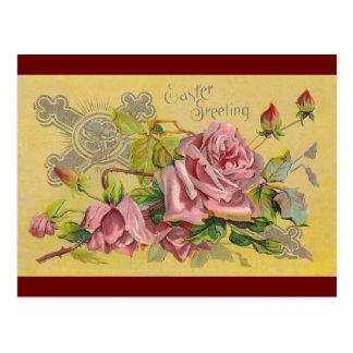 Ostern-Gruß Postkarte