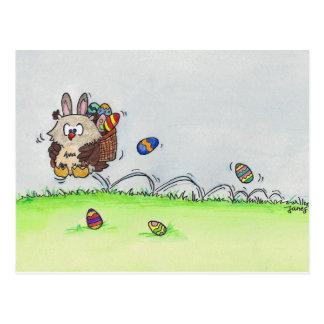 Ostern-Grüße Postkarten