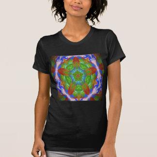 Ostern-Kaleidoskopentwurfsbild T-Shirts