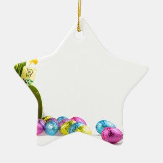 Ostern Keramik Ornament