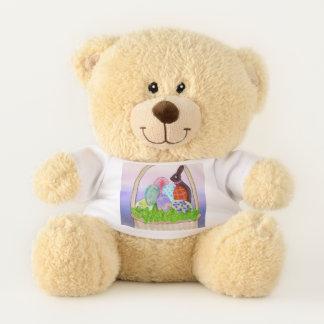 Ostern-Korb-Teddybär Teddybär