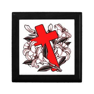 Ostern-Kreuz Geschenkbox