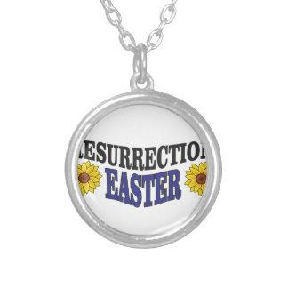 Ostern-Kunstspaß Halskette Mit Rundem Anhänger