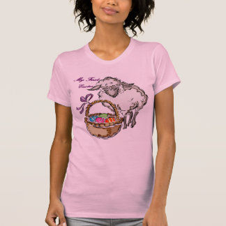 Ostern-Lamm-T - Shirts