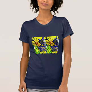 Ostern-Narzisse T-Shirt