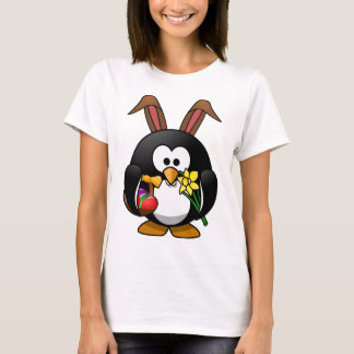 Ostern-Pinguin T-Shirt