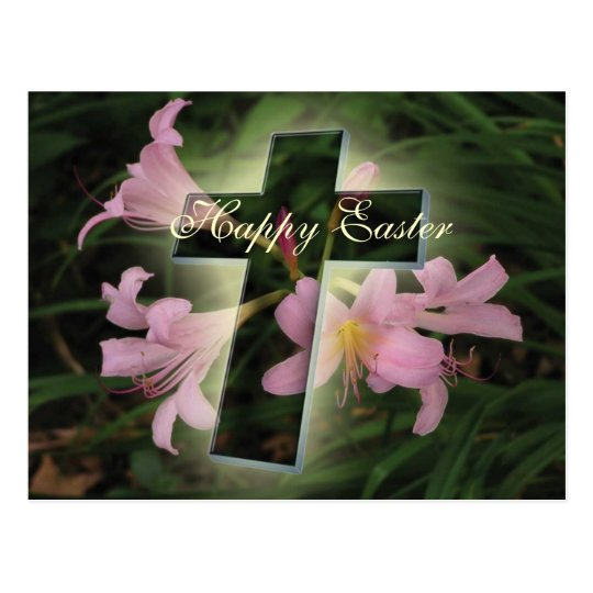 Ostern religiös postkarten
