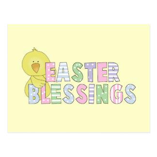 Ostern-Segen-T - Shirts und Geschenke Postkarte