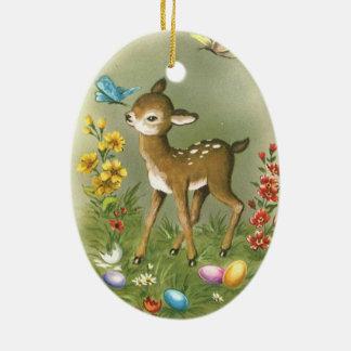 Ostern-Spiel Keramik Ornament