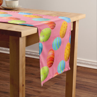 Ostern-Tabellen-Läufer Kurzer Tischläufer