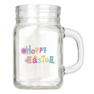 Ostern-Weckglas Einmachglas