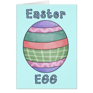 Osternt-shirts und -geschenke karte