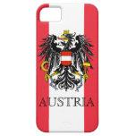 Österreich-Emblem Etui Fürs iPhone 5