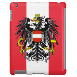 Österreich-Emblem iPad Hülle