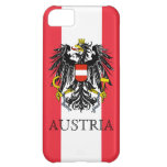 Österreich-Emblem iPhone 5C Hülle
