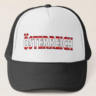 Österreich-Fernlastfahrer Truckerkappe