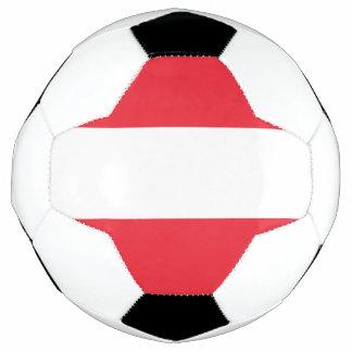 Österreich-Flagge Fußball