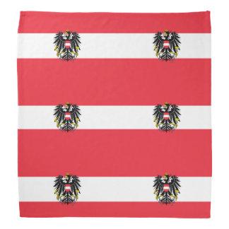 Österreich-Flagge Halstücher