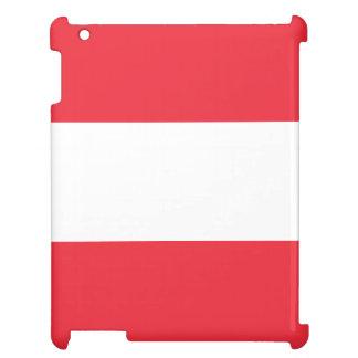 Österreich-Flagge iPad Hüllen