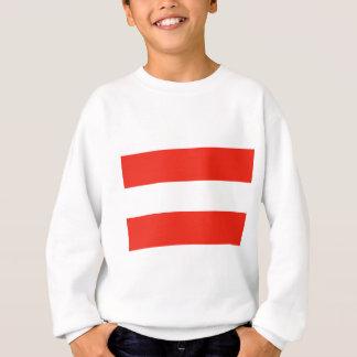 Österreich - Flagge/Österreich - Flagge Sweatshirt