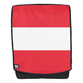 Österreich-Flagge Rucksack