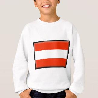 Österreich-Flagge Sweatshirt